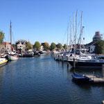 Historischer Hafen von Enkhuizen