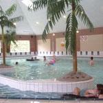 Das Schwimmbad steht für alle Gäste kostenfrei zur Verfügung