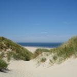 Die Nordsee-Dünen sind circa 40km entfernt. Ein Tagesausflug lohnt sich immer