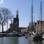 Hafen in Hoorn