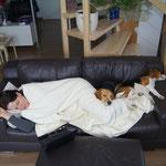 Chillen mit Beaglen
