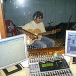 Gravação do Disco O Nosso Rock (2007)