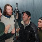 """Cantando """"O Nosso Rock"""" (2007)"""