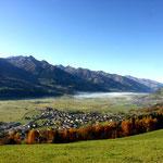 Herbstzeit in Piesendorf