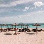 Sir Bani Yas Island Yacht Club Beach