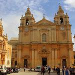 Die Mdina auf Malta