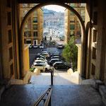 der alte Hafen Marseilles