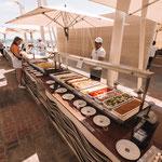 Yacht Club Restaurant auf Sir Bani Yas Island