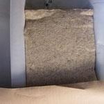 panneau en laine de chanvre