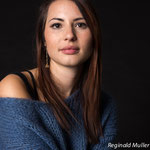 Reginald Muller - Portrait Julie Carpino