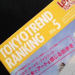 TOKYO TREND RANKING