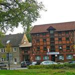 Historisches Fachwerk in malchow, Inhaber: Raiffeisenbank