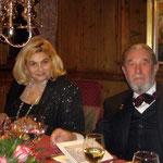 Кристина Гмуржинска и Анатолий Брусиловский, Санкт Мориц