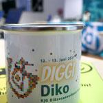 Diggi Diko Tassen für alle Teilnehmer*innen!