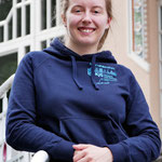 Laura wird für zwei weitere Jahre zur Diözesanleiterin gewählt. Glückwunsch, Laura!
