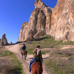 Cappadocia and the horses