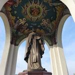 Denkmal der serbisch-orthodoxen Kirche in Bijeljina