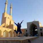 Jame (Freitags) Moschee in Yazd