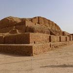 Chogha Zanbil besser erhalten als der Turm von Babylon