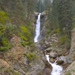 Barskoon Wasserfälle