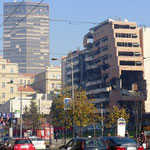 Belgrad wurde von der Nato 1999 in Teilen zerbombt