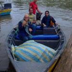 Bootstour zu den Lotusblüten