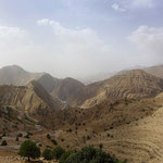 weiter geht es durch das Zagros Gebirge