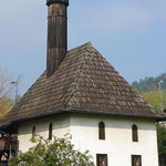 A mosque in Tuzla