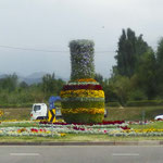 We are back in Almaty