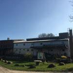 Gesamtansicht der Krenzower Mühle