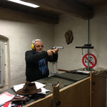 Horst mit Kurzwaffe