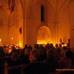 Kirchenkonzert in St. Vitus, Mönninghausen, mit der Naturklangmusik von Günter Müller