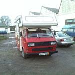 Entdeckt haben wir das Fahrzeug in Österreich