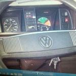 Cockpit mit DZM
