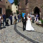 Hochzeit von Marlen und Nico2011