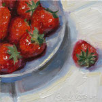 Bounty to the South East. 6 x 6 inches. Oil on Canvas Panel. SOLD