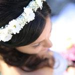 Haarschmuck Hochzeit Bluama Hüsli Bad Ragaz