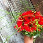 Blumenstrauss Hochzeit Bluama Hüsli Bad Ragaz