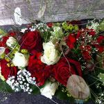Hochzeitsgesteck Bluama Hüsli Bad Ragaz