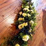 Tischdekoration Hochzeit Bluama Hüsli Bad Ragaz