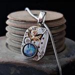 Genfer Streifen Opal