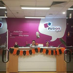 Melbourne - Brisbane Fusion English Halloween Week 2016年10月