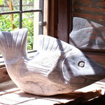 Fisch, Marmor