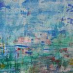 """""""Abstrakt"""" Acryl 50x50cm"""