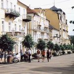 Franzensbad - Promenade