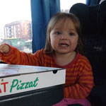 Loviisa will Pizza