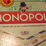 schwedisch Monopoly.