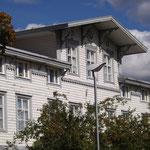 Lari-Veikkas Préschool, ich finde das Haus eifnach so unglaublich schön :)