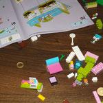 habt ihr schonmal Lego in solchen FARBEN gesehen? D: