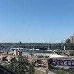 St. Anthony Falls, Mississippi River, Minneapolis